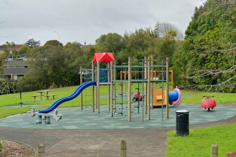 Dickey Reserve Playground