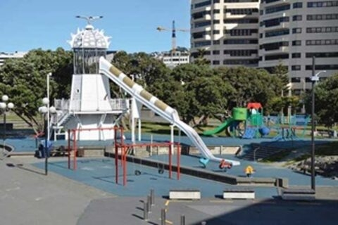 Frank Kitts Playground