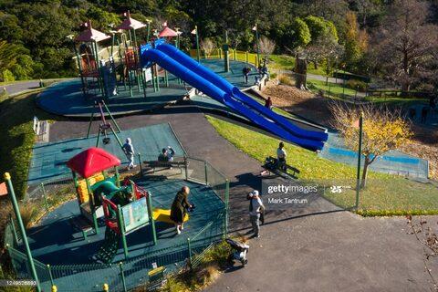 Botanic Garden Playground