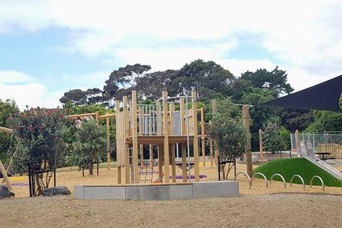 Manuka Reserve Playground