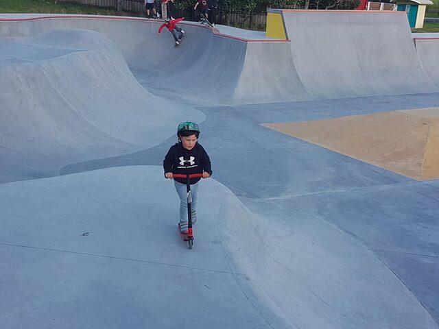 Marlborough Park Skate Park