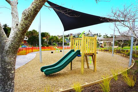 Arkles Bay Playground Reserve Playground