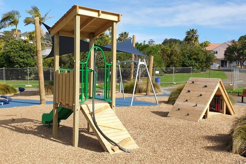Bayside Drive Reserve Playground