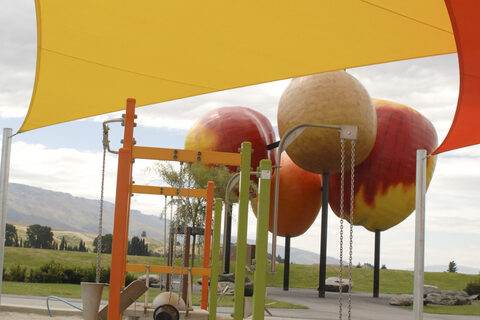 Big Fruit Reserve Playground
