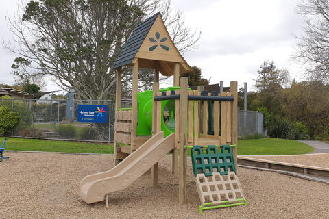 La Rosa Garden Reserve Playground