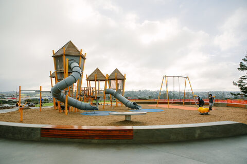 Royal Reserve Playground