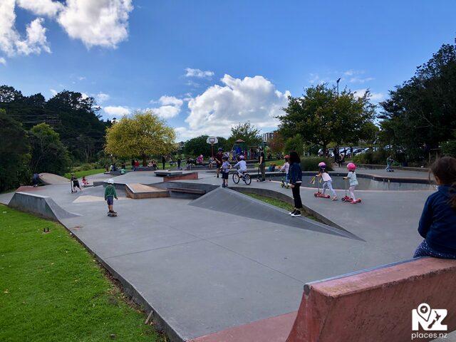 Hooton Reserve Skate Park