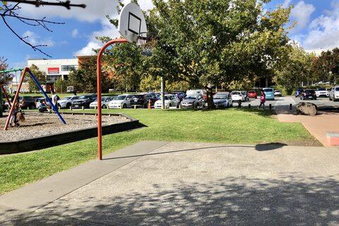 Hooton Reserve Playground