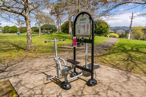 Parrs Park Fitness Trail
