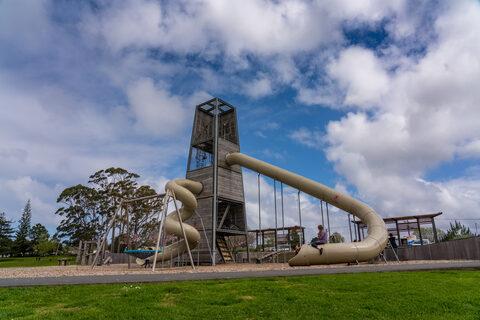 Parrs Park Playground