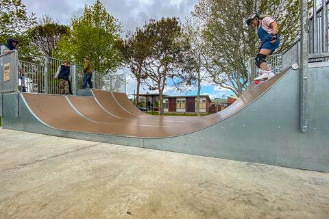 Parrs Park Skate Park
