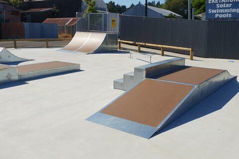 Eketahuna Skatepark