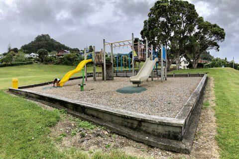 Mt Paku Summit Hill Playground