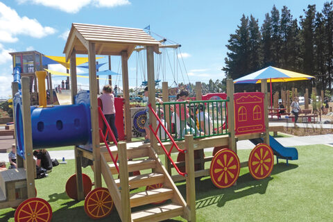 Foster Park Adventure Playground