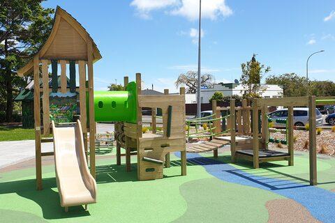 Milverton Park Playground