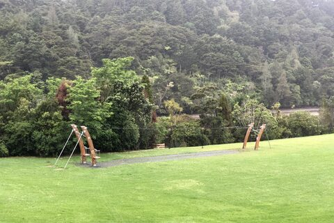 Lucy Moore Memorial Park Playground