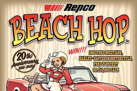 Beach Hop 2020