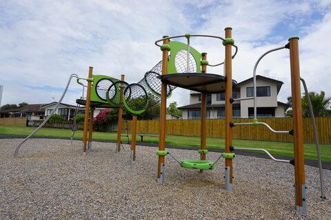 Tornado Reserve Playground