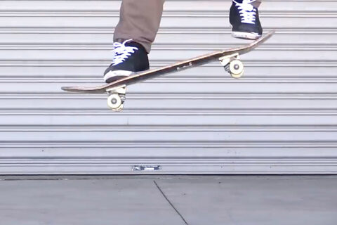 How to Oli a Skateboard