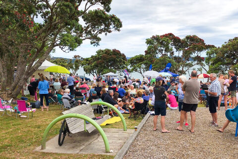 Algies Bay Community BBQ 2017