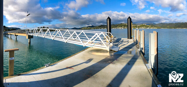 Royal Billy Point Wharf