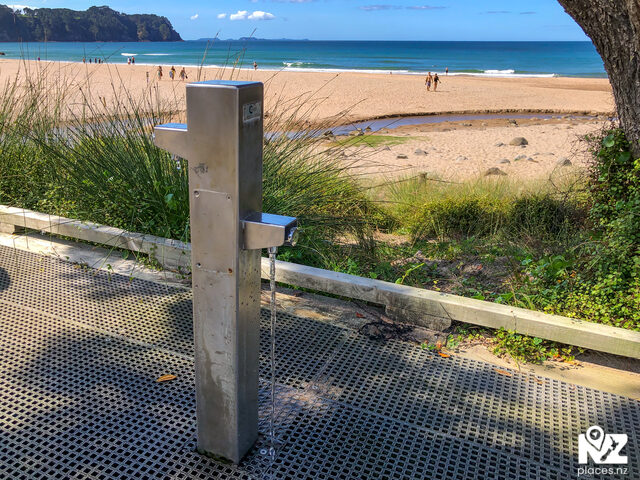 Hot Water Beach Public Toilets
