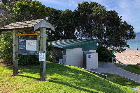 Hahei Beach Public Toilets
