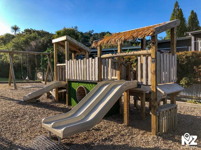 Hahei Beach Playground