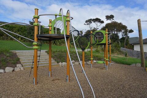 Tamahere Reserve Playground