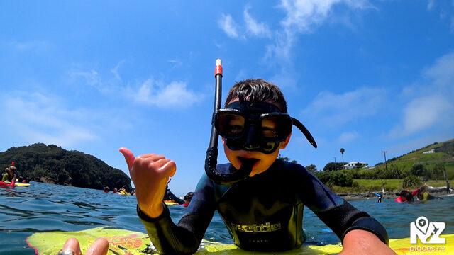 Goat Island Snorkeling