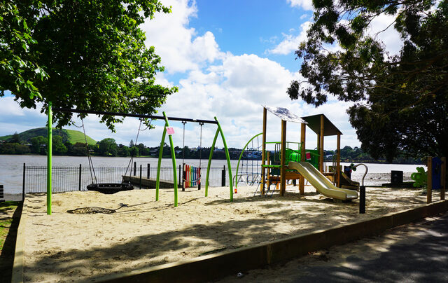 Peterson Reserve Playground