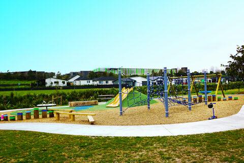 Sprinkles Pump Track and Playground, Milldale