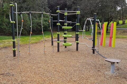 Bucklands Beach Domain Playground