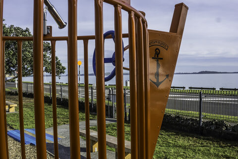 Eastern Beach Playground