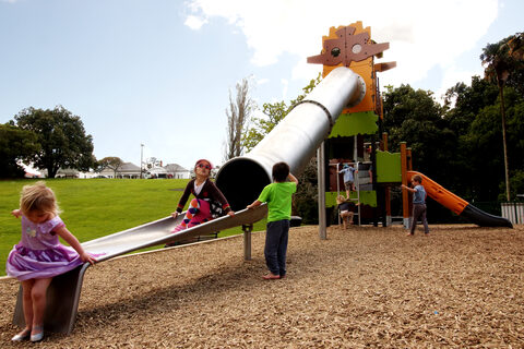 Gribblehirst Park Playground