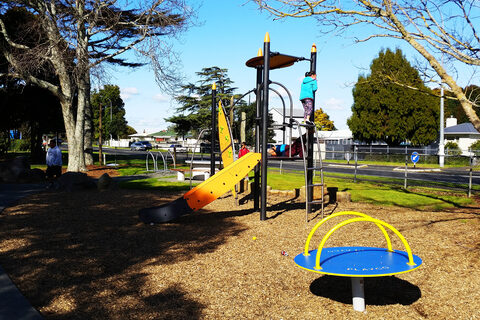 Walter Massey Park Playground