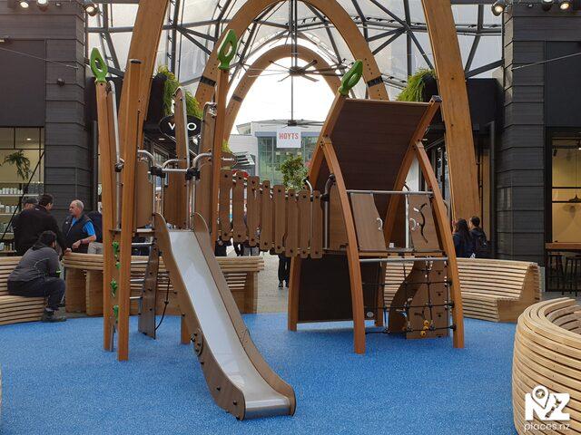 Botany Town Centre Playground
