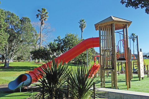 Mt Wellington War Memorial Reserve Playground