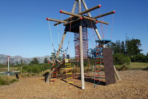 South New Brighton Park Playground