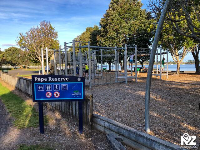 Pepe Reserve Playground