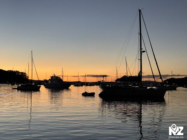 Bon Accord Harbour