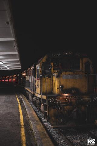 Arthur's Pass Train Station