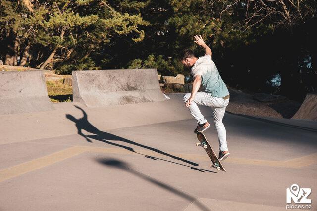 Queenstown Skate Park