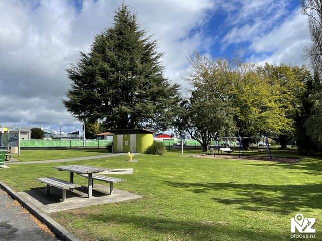 Ashworth lane playground