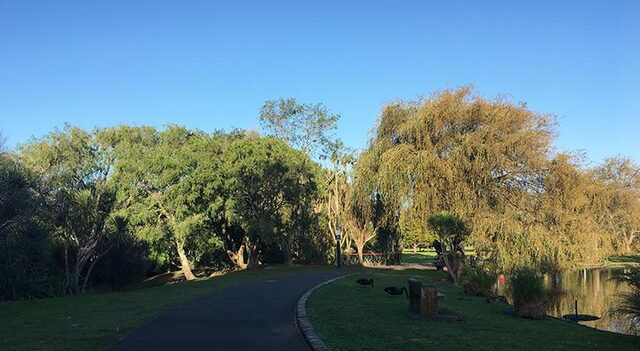 Western Springs Park (Lakeside)